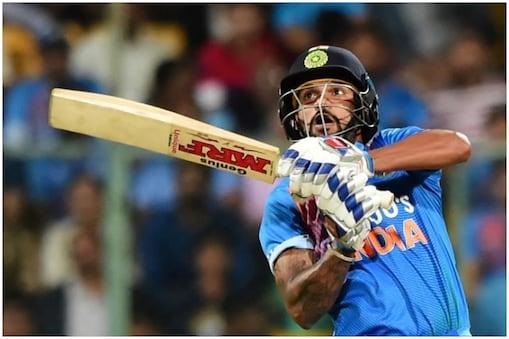शिखर धवन की टीम इंडिया में वापसी हुई
