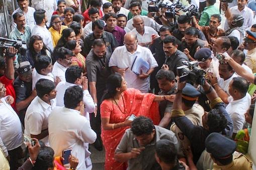 महाराष्ट्र में सरकार गठन में शरद पवार की अहम भूमिका रही. (PTI/फाइल फोटो)