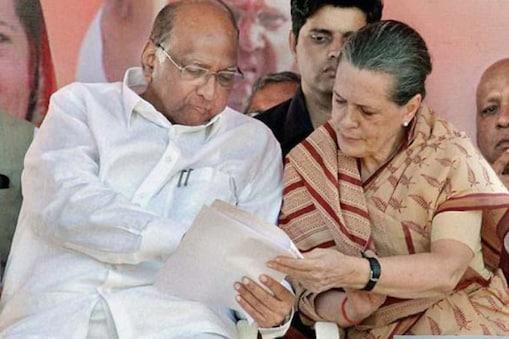 शरद पवार और सोनिया गांधी सोमवार को महाराष्ट्र में सरकार के गठन की संभावना पर चर्चा करेंगे.