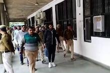 यमुनानगर कोर्ट में हरियाणा, पंजाब व राजस्थान के कुख्यात गैंगस्टरों की हुई पेशी