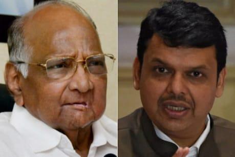 फडणवीस को शरद पवार की नसीहत-अयोध्या फैसले से पहले महाराष्ट्र में बना लेनी चाहिए सरकार