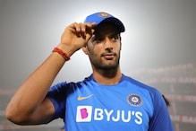 तीसरे वनडे से पहले एक-दूसरे के सामने आए होल्डर-शिवम दुबे, जानें किसकी हुई जीत