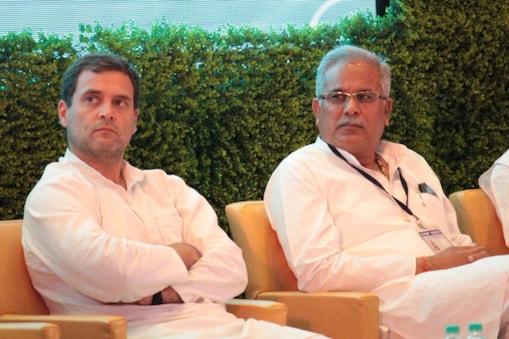 दिल्ली में सीएम भूपेश बघेल पार्टी के आला नेताओं से मुलाकात करने वाले हैं.  (फाइल फोटो)