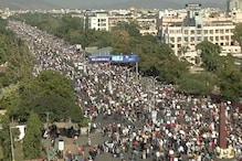 CAA Protest: जयपुर में शांति मार्च में उमड़े हजारों लोग, JLN मार्ग पर लगा रहा रैला