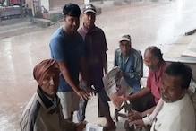 युवाओं के लिएहिल स्टेशन जैसा हुआ मुंगेली का मौसम, रात से हो रही बारिश...