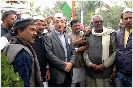 कांग्रेस MP ने भाजपा पर साधा निशाना, बोले- गांधी का विरोध करने वाले देश में नहीं रह सकते