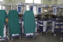 डॉक्टरों की कमी से श्रीनगर बेस अस्पताल में 5 महीने से नवजातों की भर्ती नहीं