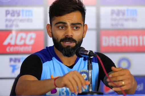 भारतीय क्रिकेट टीम के कप्तान विराट कोहली. (AP Photo)