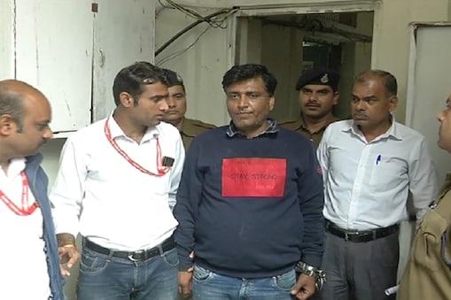 बीजेपी एमएलए आकाश विजयवर्गीय को ठगने की कोशिश करने वाला आरोपी गिरफ़्तार