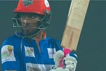 इस बल्लेबाज का धमाल, फ्लॉप होने के अगले ही दिन जड़े '15 गेंदों पर 74 रन'