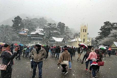 हिमाचल की राजधानी शिमला में भूकंप के झटके, चार दिन में तीसरी बार हिली धरती