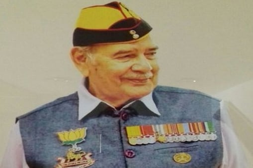 कमांडर लेफ्टिनेंट जनरल पीएन हून (फाइल).