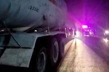 यमुनानगर में तेज रफ्तार ट्रक ने एक्टिवा सवार को कुचला, मौत