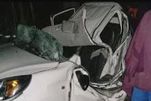 चरखी दादरी: ओवरटेक करने के चक्कर में तेज रफ्तार कार पेड़ से टकराई, दो की मौत
