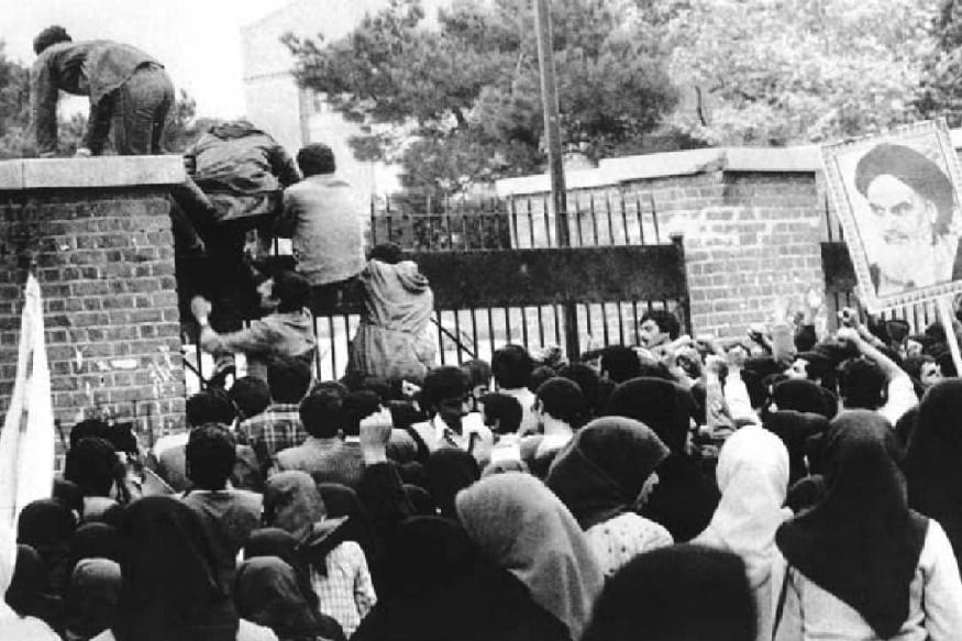 iran hostage crisis in 1979 when america was in the clutches of iran for 444 days
