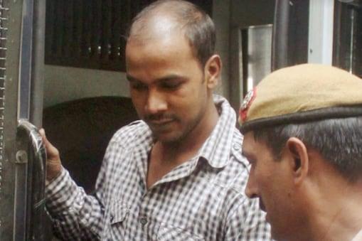 'निर्भया' का दोषी मुकेश सिंह (फाइल फोटो)