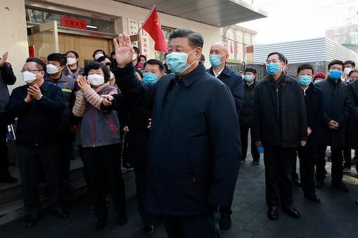 चीन ने कोरोनावायरस के संक्रमण पर काबू पाने का दावा किया (Photo-AP)