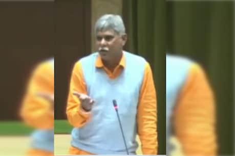 जयपुर: सरेराह BJP विधायक से मोबाइल छीनकर ले गए बदमाश, विधानसभा में गूंजा मामला