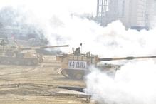 DEFEXPO20: लखनऊ में दिख रहा युद्ध जैसा माहौल, अद्भुत नजारे देख कर रह जाएंगे दंग