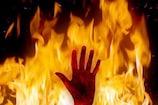 बिलासपुर जिला अस्पताल में फटा AC, आग लगने से तीसरे माले में मचा हड़कंप