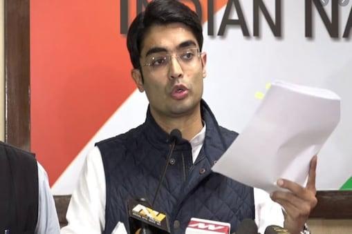 कांग्रेस प्रवक्ता जयवीर शेरगिल (फाइल फोटो)