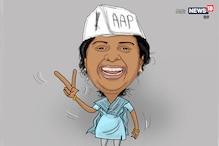 मंगोलपुरी (Mangolpuri) विधानसभा सीट से राखी बिड़लान आगे!