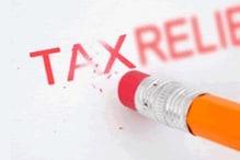 टैक्सपेयर्स को सरकार का बड़ा तोहफा, ऐसे होती है कमाई तो नहीं देना होगा टैक्स