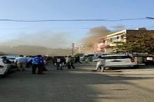 चंडीगढ़ के गर्ल्स पीजी में लगी भीषण आग में तीन छात्राओं की मौत, दो घायल