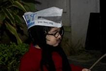 चुनाव नतीजों से पहले केजरीवाल के घर सुबह-सुबह पहुंचे 'नन्हे केजरीवाल'- Video