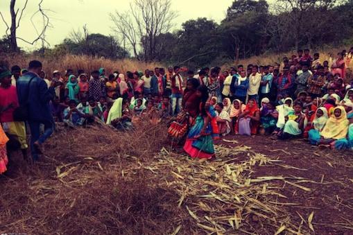 जल जंगल और जमीन की रक्षा के लिए एक बार फिर सर्व आदिवासी समाज 10 फरवरी को नंदराज पर्वत पर एकजुट हुआ.
