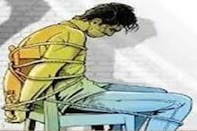 चरखी दादरी: दिनदहाड़े 25 वर्षीय युवक का अपहरण, लोगों ने 2 बदमाशों को पकड़ा