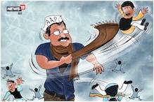 दिल्ली के नतीजों पर बोले अजीत जोगी- BJP में चेहरा, कांग्रेस में नेतृत्व की कमी