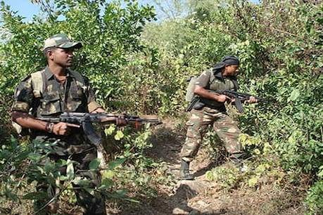 दंतेवाड़ा में पुलिस-नक्सली मुठभेड़, एनकाउंटर में मारा गया एक माओवादी