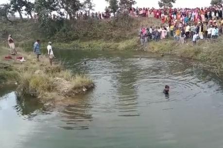 चतरा में नदी में डूबने से दो बच्चों की मौत, बोकारो में बंद खदान में डूबे दो बच्चे