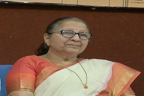 सुमित्रा महाजन का फिर उमड़ा कांग्रेस प्रेम, बोलीं- सीएम कमलनाथ और सिंधिया समझदार, निपटा लेंगे विवाद