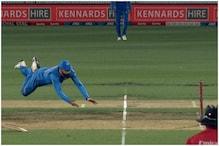 विराट कोहली की 'जॉन्टी छलांग', खतरनाक कीवी बल्लेबाज को यूं भेजा पवेलियन