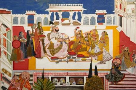 मुगल बादशाह भी जमकर खेलते थे होली, तैयारियों पर करते थे करोड़ों खर्च