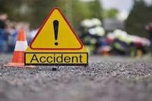 कोरबा में तेज रफ्तार बस पलटी, 12 से ज्यादा यात्री घायल