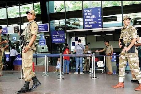 मुंबई एयरपोर्ट पर तैनात CISF के 11 जवानों की कोरोना रिपोर्ट पॉजिटिव