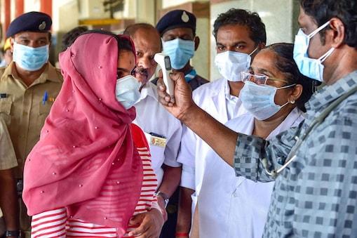 भारत में अब तक कोरोना के करीब 500 मामले सामने आए हैं. (प्रतीकात्मक फोटो)