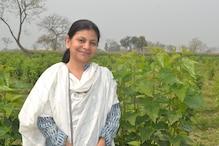लंदन में लेक्चरर की नौकरी छोड़ आईं गांव, अब 'रेशमी गर्ल' दे रहीं रोजगार