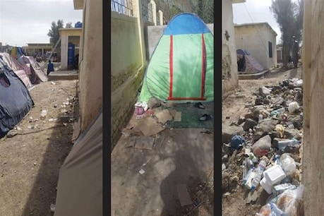 PAK ने कोरोना पीड़ितों के लिए कचरे के ढेर पर बनाए क्वॉरंटीन कैंप्स, इमरान हुए ट्रोल