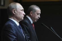 पुतिन-एर्दोगन मुलाकात से पहले सीरिया में संग्राम तेज, 2 तुर्की सैनिक मरे