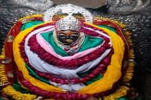मैहर के देवी मंदिर में भी श्रद्धालुओं के प्रवेश पर रोक