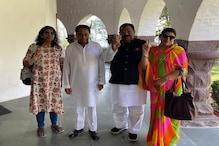 CM से मिले MLA सुरेंद्र शेरा, भनोत ने कहा- BJP बताए कहां हैं मिसिंग विधायक