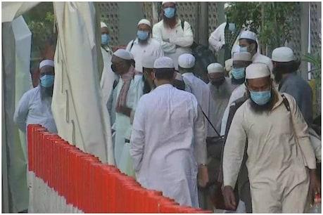 निज़ामुद्दीन मामला: मस्जिद में आने वाले 50 में से 41 विदेशियों का अब भी नहीं लगा कोई सुराग