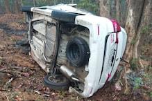 दंतेवाड़ा में भीषण सड़क हादसा, 5 लोगों की मौत