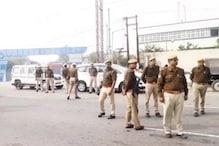 आगरा-दिल्ली हाईवे पर मथुरा पुलिस की गोतस्करों से मुठभेड़, एक की मौत