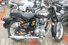 'बुलेट' पर पटाखे बजाने वाले का 53 हजार रुपए का चालान, बाइक इंपाउड