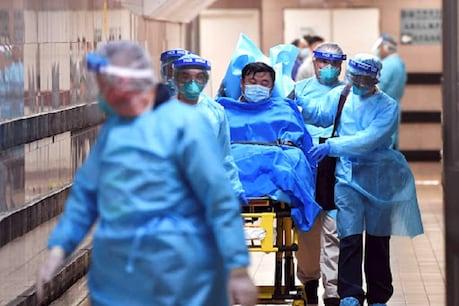 कोरोना के खिलाफ जंग में चीन के 95 पुलिसकर्मियों और 46 मेडिकल स्टाफ की मौत
